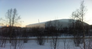 Multi function sports hall - Bardufoss, Norway.